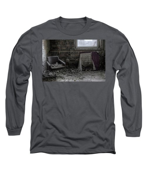 Forgotten Ideologies Long Sleeve T-Shirt by Nathan Wright