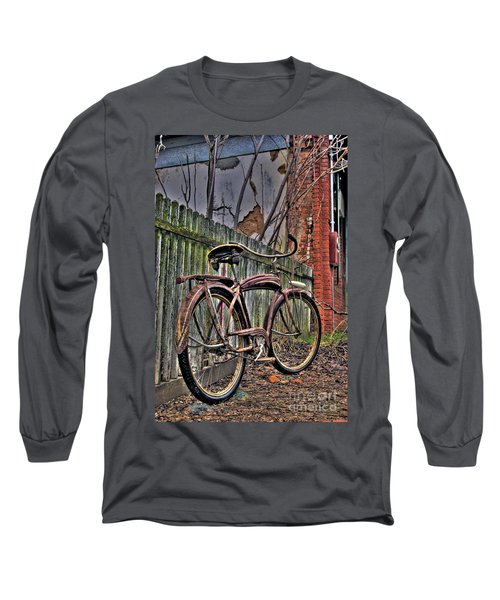 Long Sleeve T-Shirt featuring the photograph Forgotten Ride 2 by Jim and Emily Bush