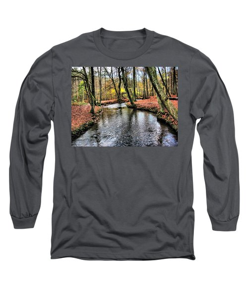 Forrest In The Deep Long Sleeve T-Shirt