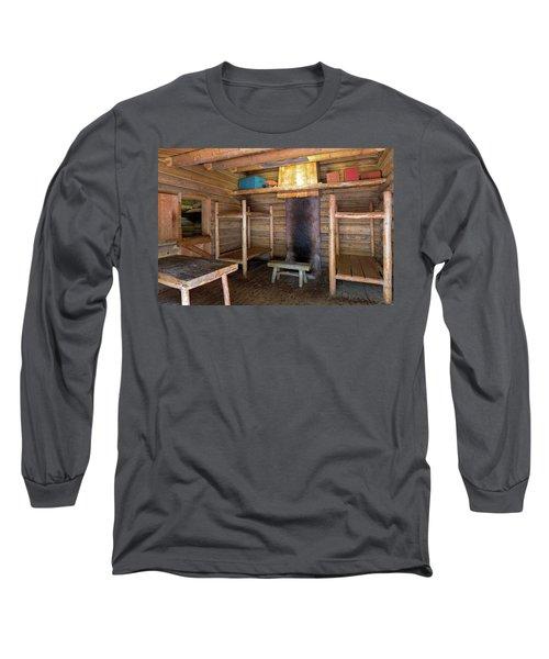 Fort Clatsop Living Quarters Long Sleeve T-Shirt