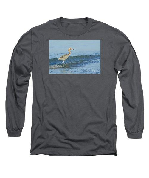 Fort De Soto Big Red Long Sleeve T-Shirt