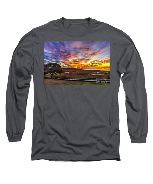 Enlightened Tree Long Sleeve T-Shirt