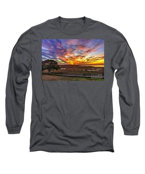 Enlightened Tree Long Sleeve T-Shirt