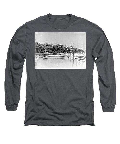Fort George Amusement Park Long Sleeve T-Shirt