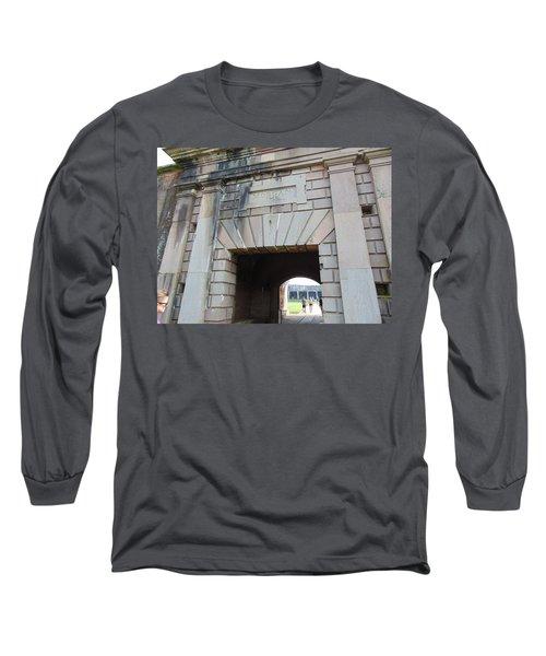 Fort Morgan Long Sleeve T-Shirt