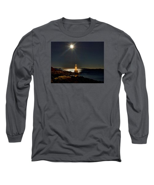 Fort Pickering Light 283 Long Sleeve T-Shirt