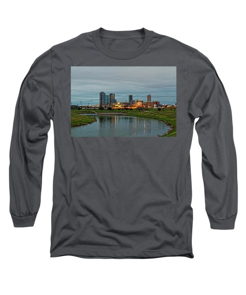 Fort Worth Color Long Sleeve T-Shirt
