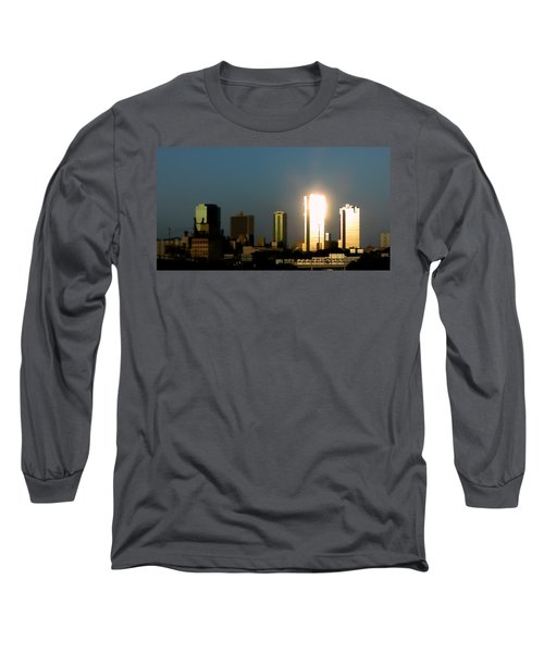 Fort Worth Gold Long Sleeve T-Shirt