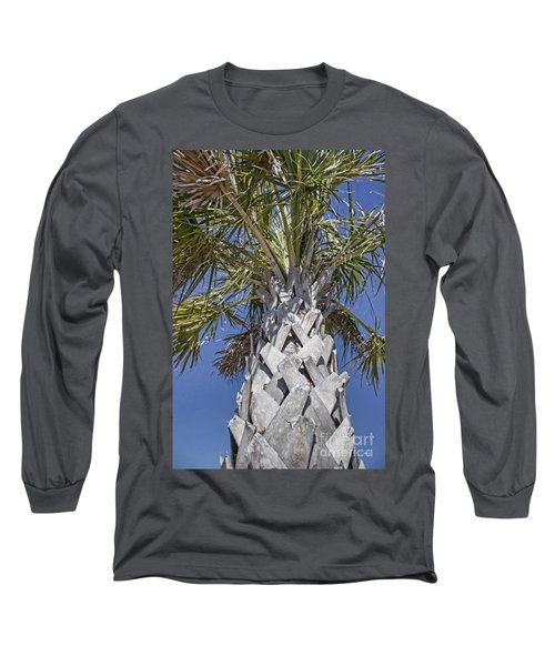 Fortified Foundation Palm Long Sleeve T-Shirt
