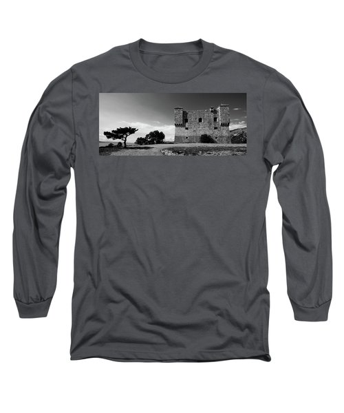 Fortress Nehaj In Senj Long Sleeve T-Shirt