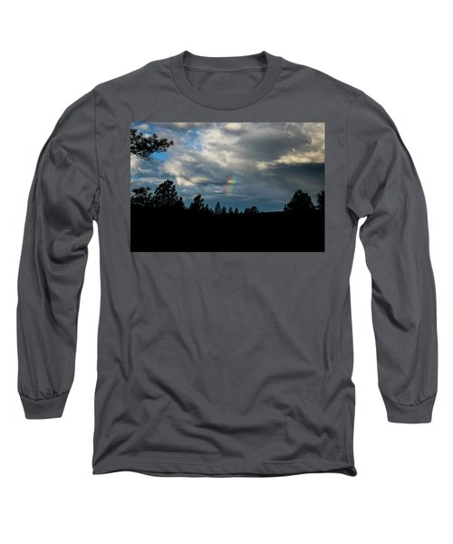 Fortunate Glimpses Long Sleeve T-Shirt