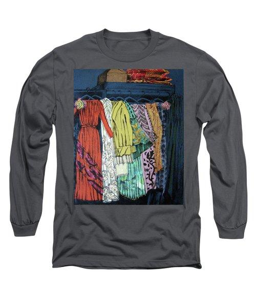 Fortuny Closet #4 Long Sleeve T-Shirt
