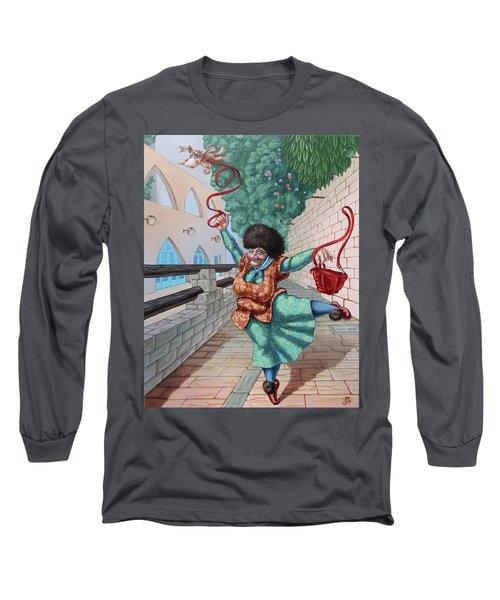 Fouette Long Sleeve T-Shirt
