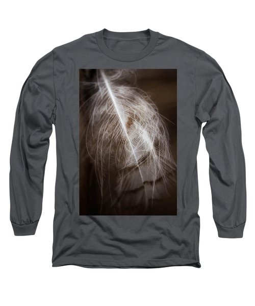 Found Feather Long Sleeve T-Shirt