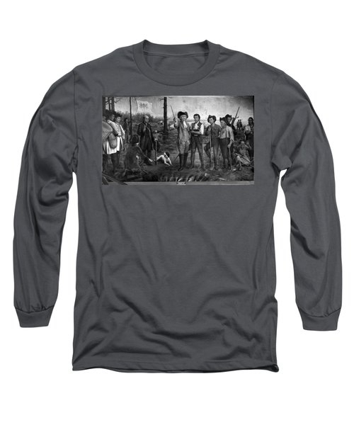Founding Of New Orleans Long Sleeve T-Shirt