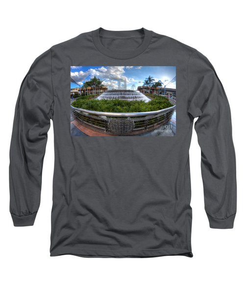 Fountain Of Nations Long Sleeve T-Shirt