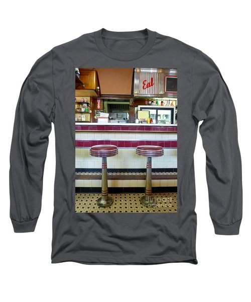 Four Aces Diner Long Sleeve T-Shirt
