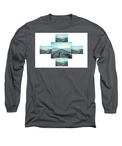 Four And One Long Sleeve T-Shirt