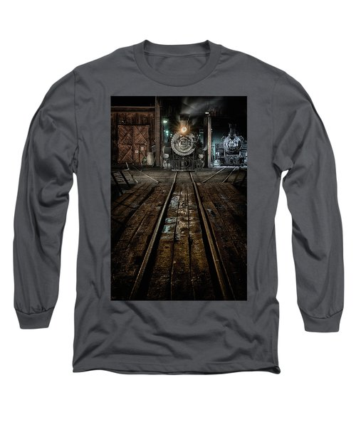 Four-eighty-two Long Sleeve T-Shirt by Jeffrey Jensen