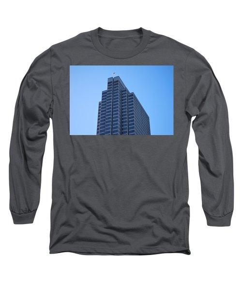 Four Embarcadero Center Office Building - San Francisco Long Sleeve T-Shirt