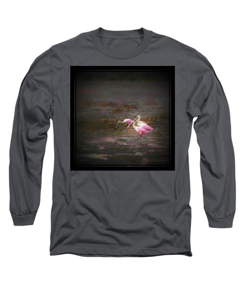 Four Spoons On The Marsh Long Sleeve T-Shirt