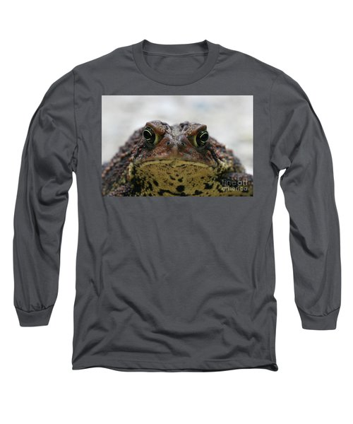 Fowler's Toad #3 Long Sleeve T-Shirt