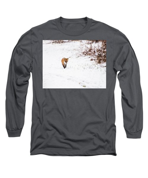 Fox 2 Long Sleeve T-Shirt