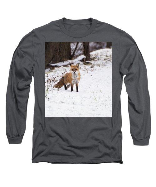 Fox 4 Long Sleeve T-Shirt
