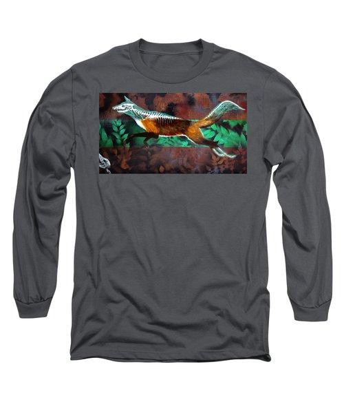 Fox Run Long Sleeve T-Shirt