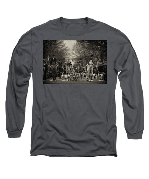 Foxhunt Long Sleeve T-Shirt