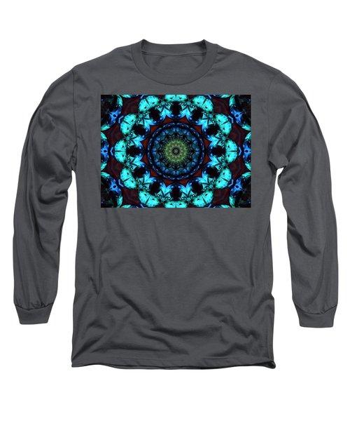 Fractal 2 Long Sleeve T-Shirt