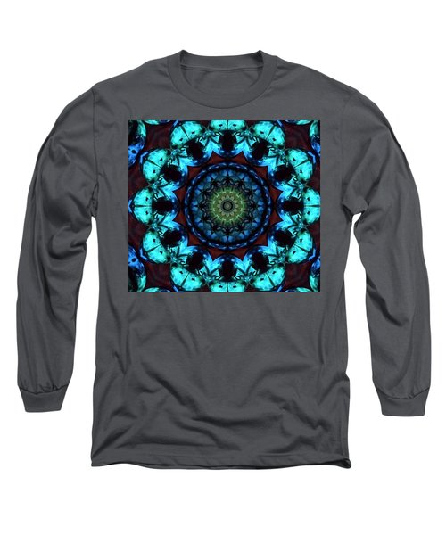 Fractal 2 Long Sleeve T-Shirt