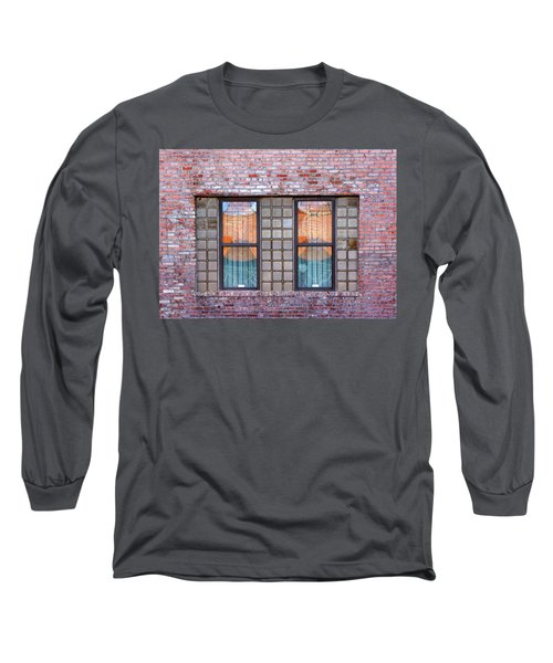Fracture Reflection Long Sleeve T-Shirt