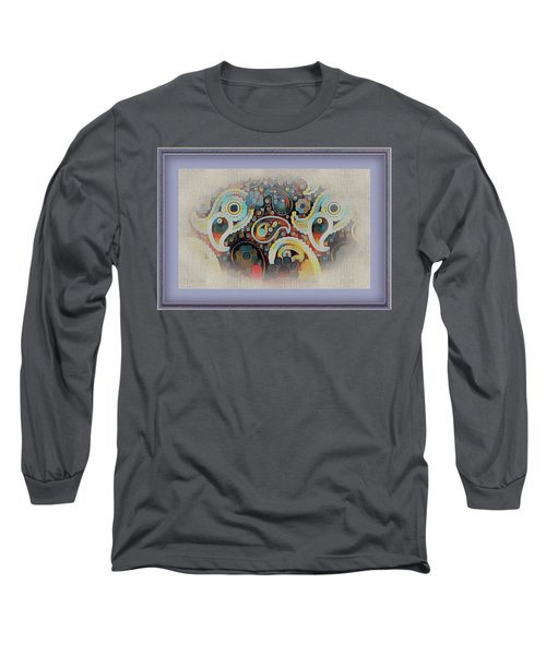 Framed Fantasy Long Sleeve T-Shirt