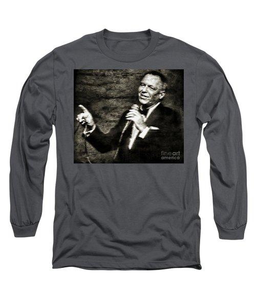 Frank Sinatra -  Long Sleeve T-Shirt