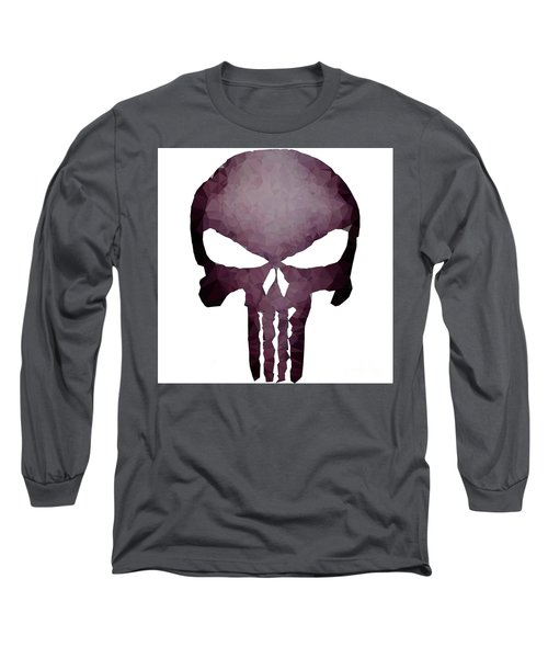 Frank Skull Long Sleeve T-Shirt