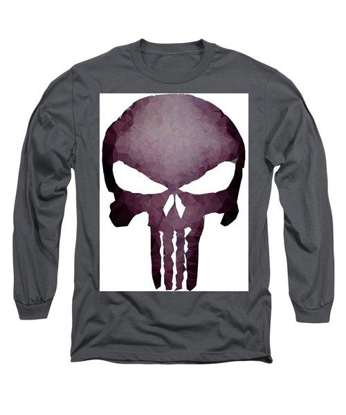 Frank Skull Long Sleeve T-Shirt