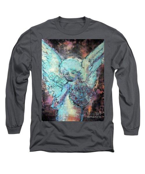 Franklin Angel Long Sleeve T-Shirt
