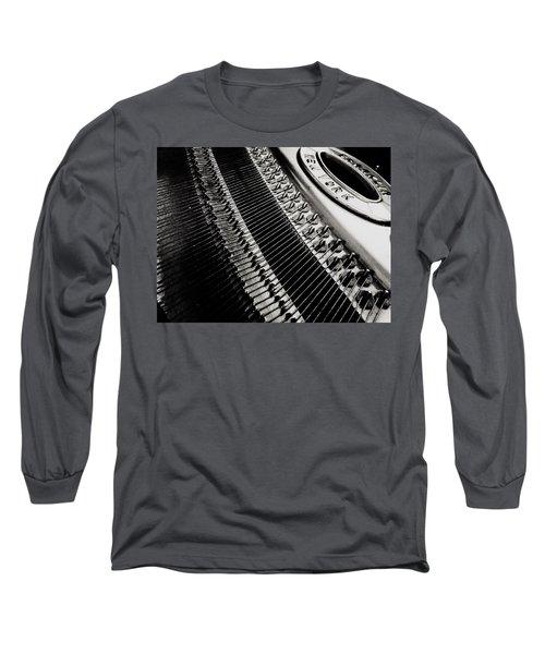 Franklin Piano Long Sleeve T-Shirt