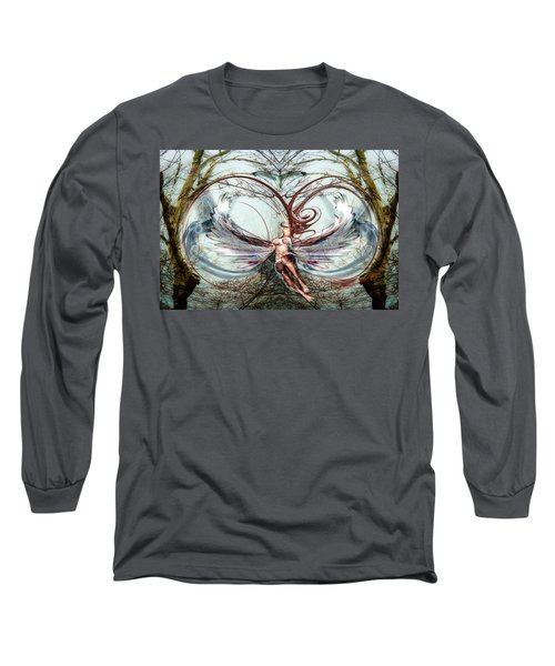 Free Birds Long Sleeve T-Shirt
