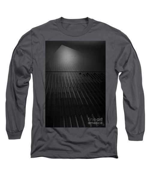 Long Sleeve T-Shirt featuring the photograph Freedom Point by Paul Cammarata