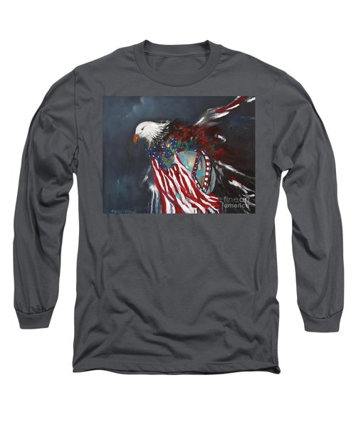 Freedom Rings Long Sleeve T-Shirt