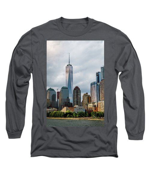 Freedom Tower - Lower Manhattan 1 Long Sleeve T-Shirt