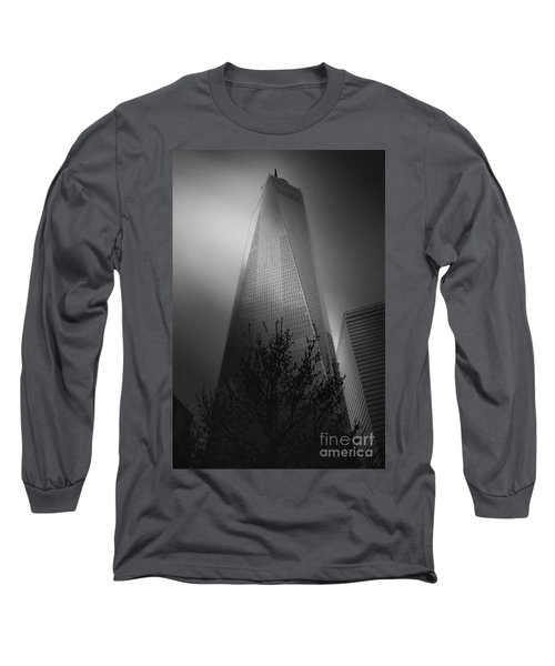 Long Sleeve T-Shirt featuring the photograph Freedom Tower by Paul Cammarata