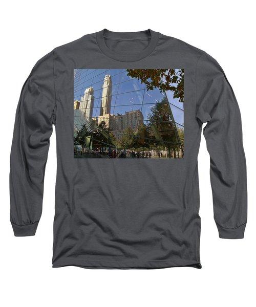 Ground Zero Reflection Long Sleeve T-Shirt