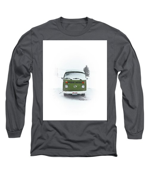 Freezenugen Long Sleeve T-Shirt by Andrew Weills