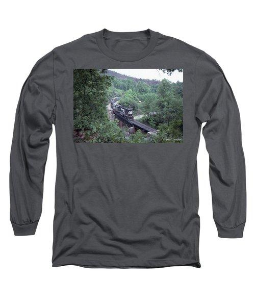 Freight At Mill Creek Long Sleeve T-Shirt