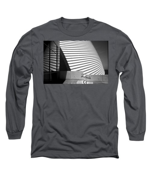 Long Sleeve T-Shirt featuring the photograph Fremantle Maritime Museum by Serene Maisey