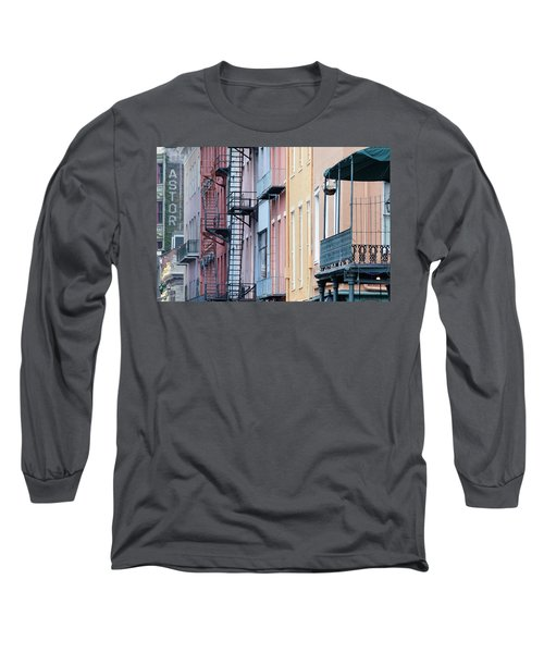 French Quarter Colors Long Sleeve T-Shirt