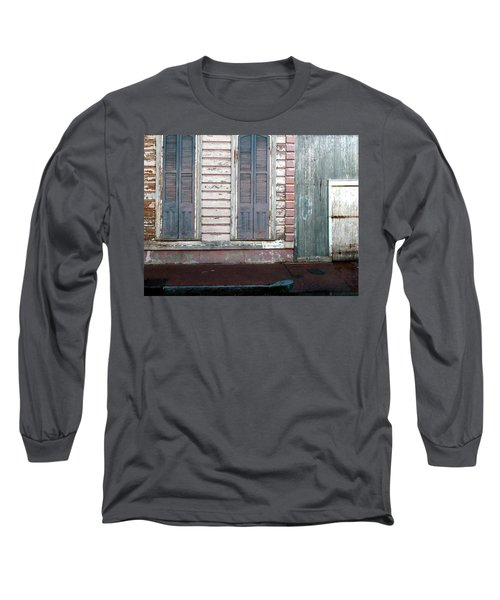 French Quarter Long Sleeve T-Shirt